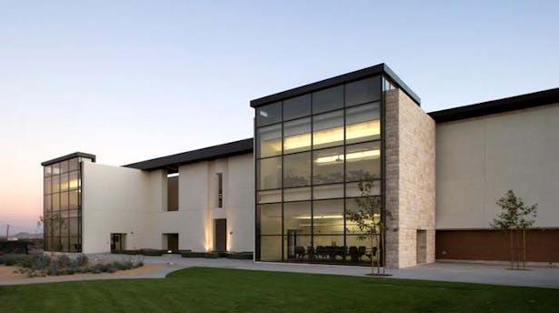 Chaffey College Chino Main Instructional Building