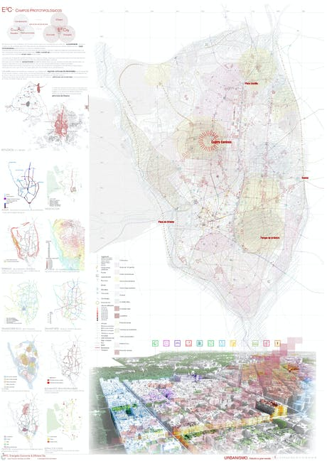 Urban research about different subjects that may affect to the sustainable masterplan I'm proposing