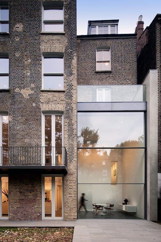 "<a href=""http://archinect.com/firms/project/14722610/house-on-bassett-road/14722611"">House on Bassett Road</a> in London, UK by <a href=""http://archinect.com/firms/cover/14722610/paul-o-architects"">Paul+O Architects</a>; Photo: Fernando Guerra"