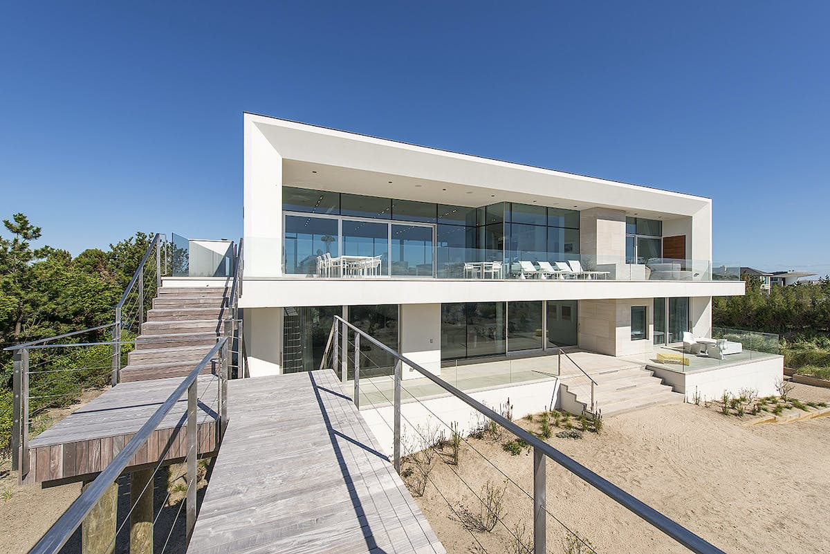 Quogue Beach House II   Barnes Coy Architects   Archinect