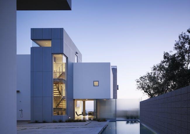 Zeidler Residence, photo by Matthew Millman, courtesy of Ehrlich Architects.