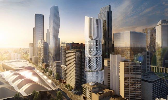 Render by VA ©Zaha Hadid Architects'