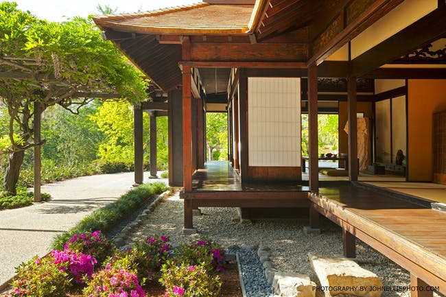 Preservation Award: The Japanese House at the Huntington Library, Design Architect: Kelly Sutherlin McLeod, FAIA Design Architecture Firm: Kelly Sutherlin McLeod Architecture, Inc.