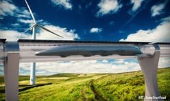 Hyperloop announces plans for first European routes