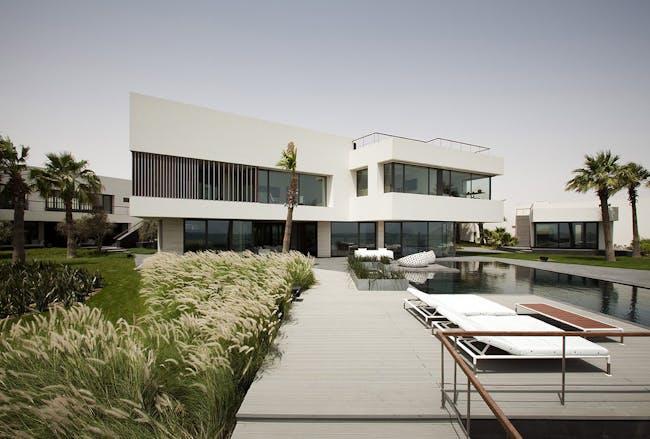 Star House in Kuwait City, Kuwait by AGi architects