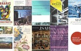 The winning titles of the 2019 Society of Architectural Historians Publication and Film & Video Awards
