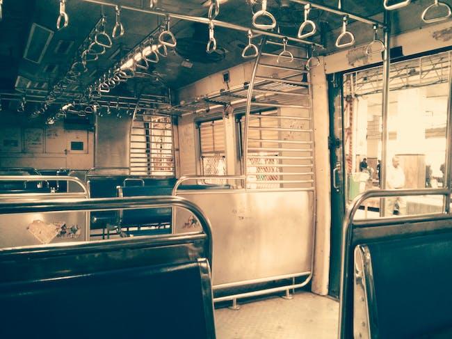Mumbai - commutter train