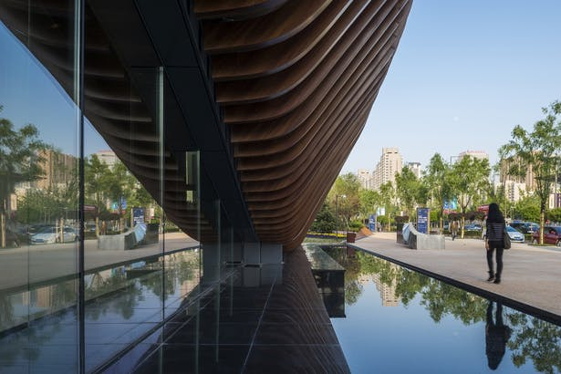 LAND Experience Center by Aedas