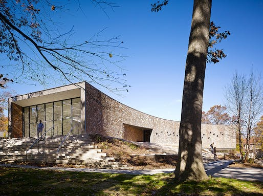 Arcus Center for Social Justice Leadership by Studio Gang. Photo: Steve Hall © Hedrich Blessing.