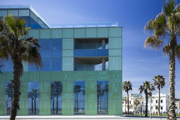 © Lluis Carbonell / Ricardo Bofill Taller de Arquitectura