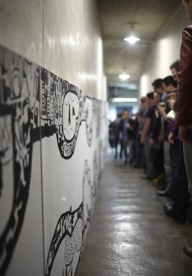 Jimenez Lai's Fourth Year Undergrad Studio