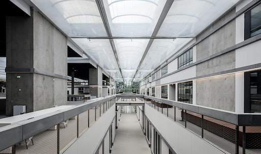 Oma S First Scientific Building Lab City To Open In September