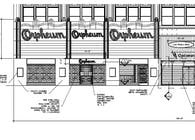 Orpheum Building Facade Restauration and Adaptation, Los Angeles, CA.