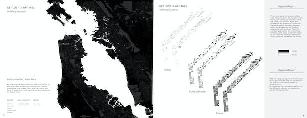 Comtemporary Nolli Map