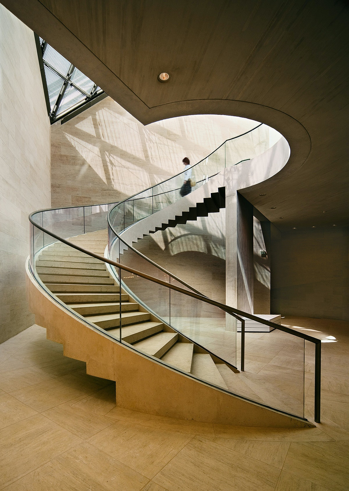 """Ten Top Images on Archinect's """"Stairs"""" Pinterest Board"""