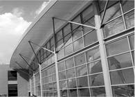 12.000sqm Carrefour hypermarket in Athinon Av. (2001-2002)