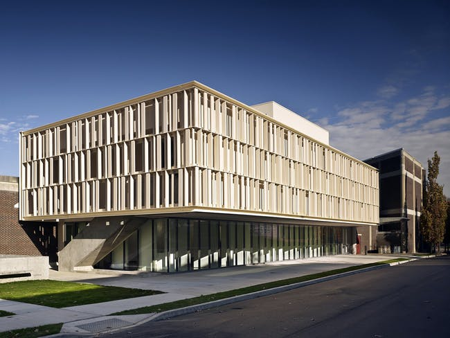 School of Art and Design at New York State College of Ceramics in Alfred, NY by ikon.5 architects