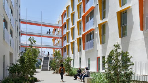 The Arroyo Affordable Housing. Photo: Eric Staudenmaier.