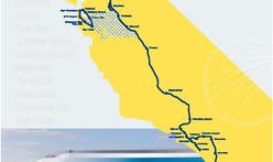 Nations first high speed rail approved in California State Senate