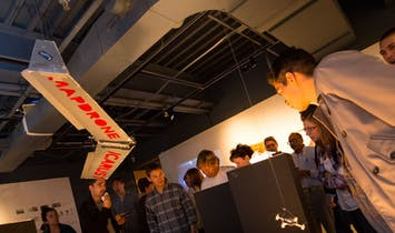 Air Rights: an exhibit by Drone Research Lab