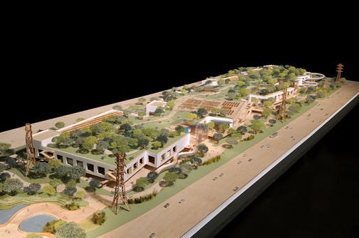 facebook menlo park office. Model Of The Recently Completed And Newly Occupied Office Building/park Landscape/adult Playground Facebook Menlo Park S