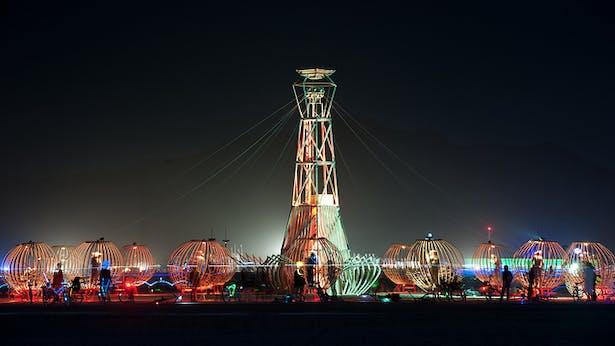 Final at Burning Man.