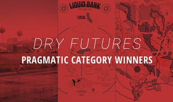"And the winners of Archinect's Dry Futures competition, ""Pragmatic"" category, are..."