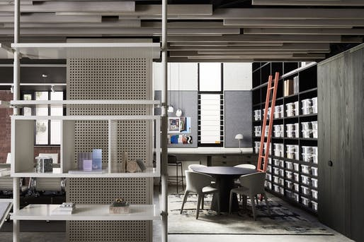 'Workplace Design': Chessell Street by Bayley Ward. Photo Credit: Eve Wilson.