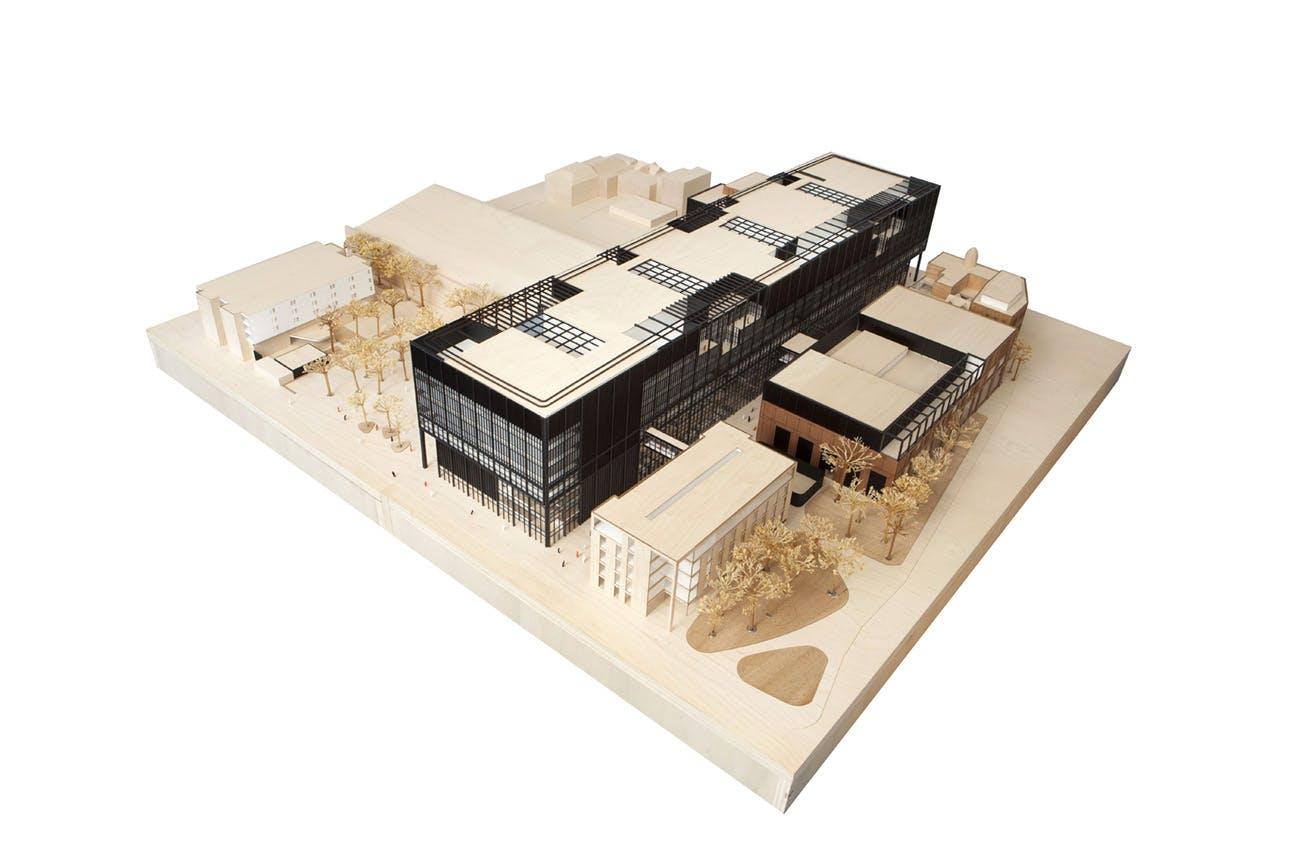 Manchester Engineering Campus Development Mecd Mecanoo