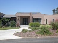 Canyon Oaks residence