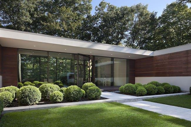 Residence in New Canaan, CT by Specht Harpman; Photo: Elizabeth Felicella
