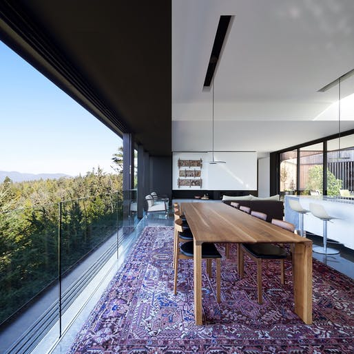 Okada Marshall House by D'Arcy Jones Architecture