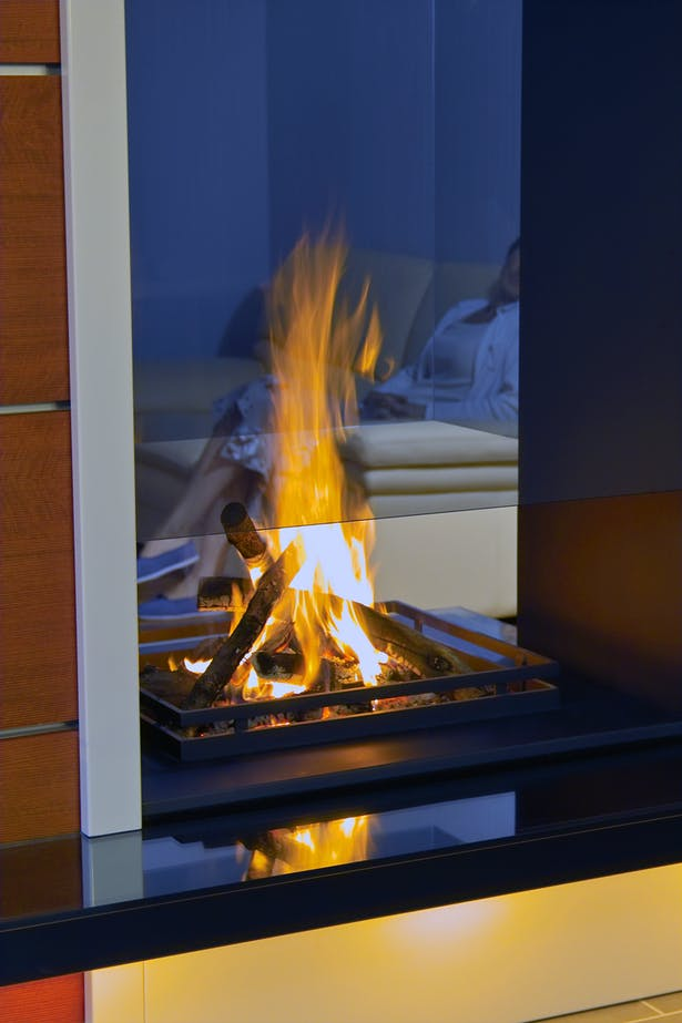 Bloch Design contemporary fireplace 4