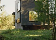 Little Tesseract House by Steven Holl Architects