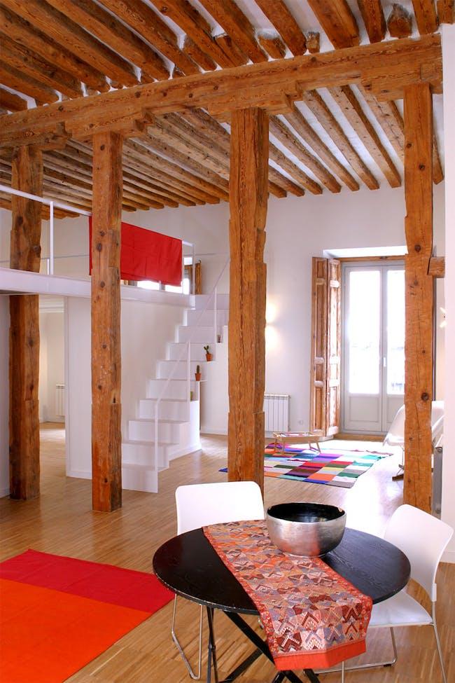 Rehabilitación edificio c/ ATOCHA in Madrid, Spain by Beriot,Bernardini arquitectos