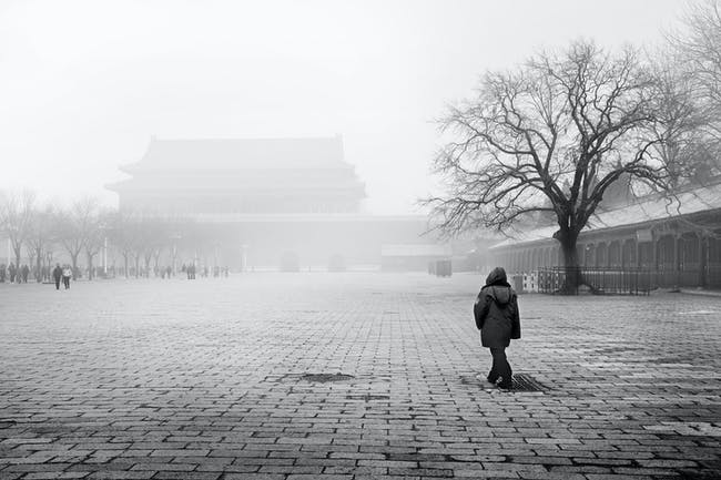 EMERGING TALENT - JURY WINNER: Jiawei Zhou - 'Invisible City'