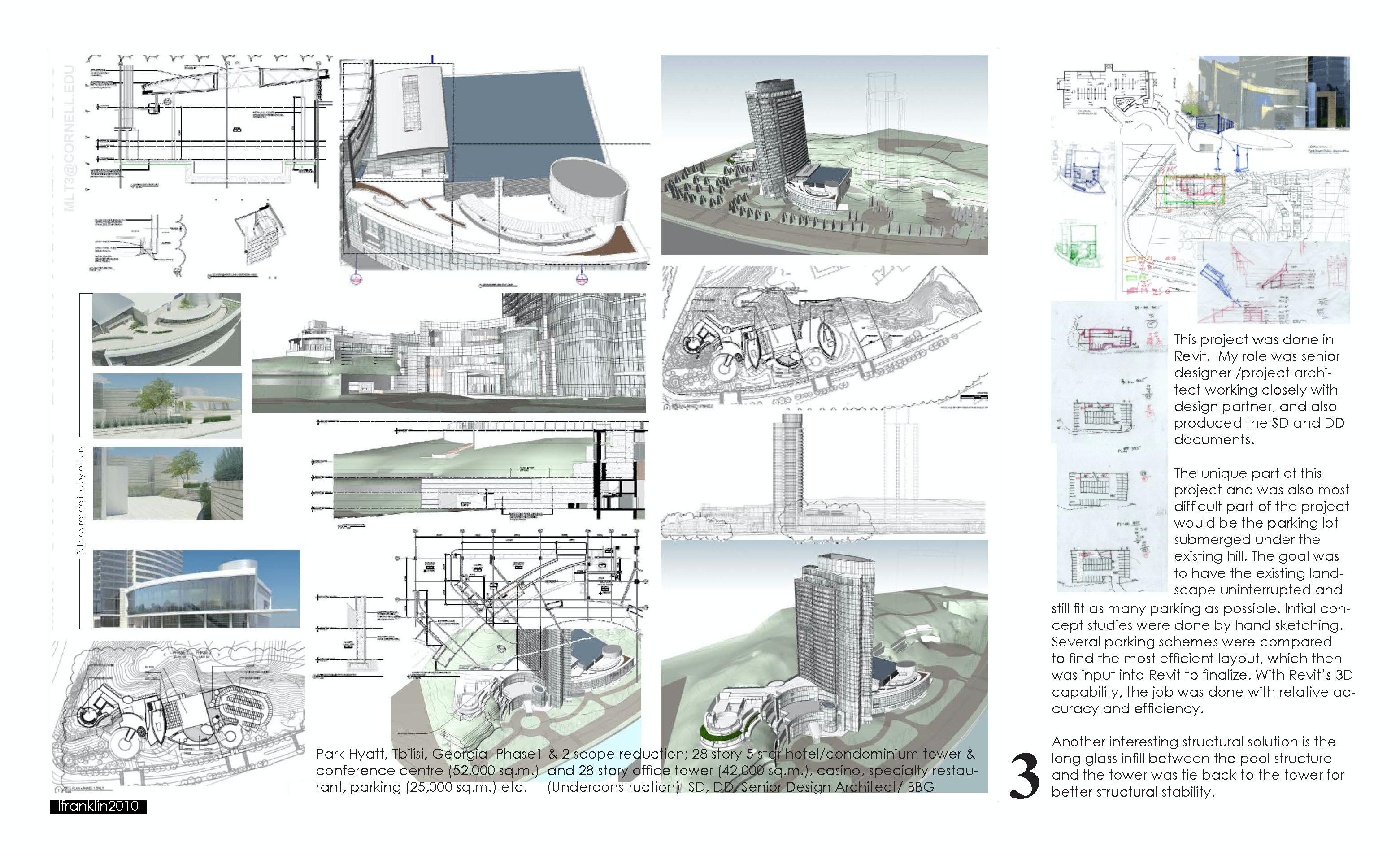 Park Hyatt Tbilisi Georgia Loretta Franklin Archinect
