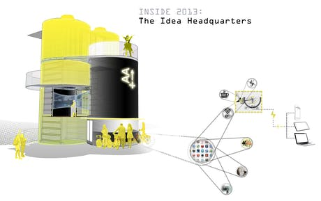 Inside Competition 2013: The Idea Headquarters