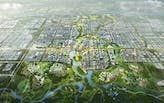 "SOM + TLS Landscape Architecture to design first phase of Xiong'an New Area, China's ""model city of the future"""