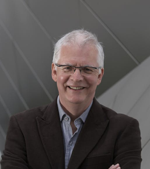 Founder of Make Architects, Ken Shuttleworth (image via Wikipedia).