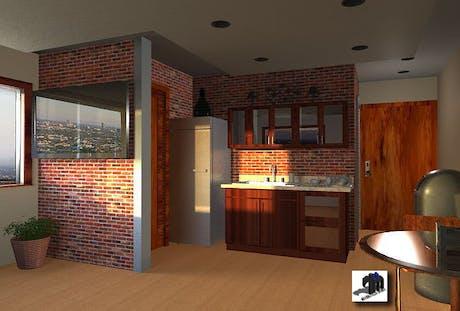 Proposed Loft Interior