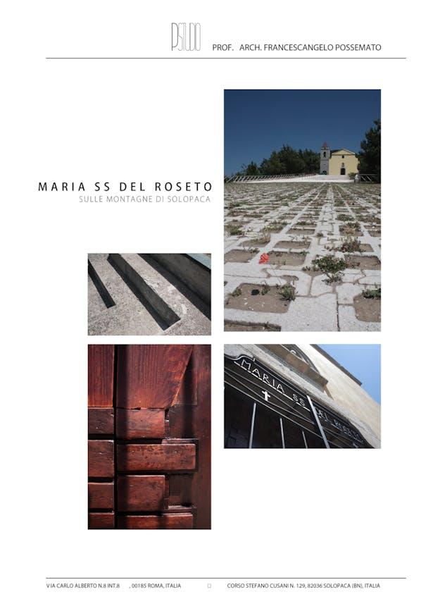 Solopaca, Italy_Santa Maria del Roseto preservation by Franco Possemato