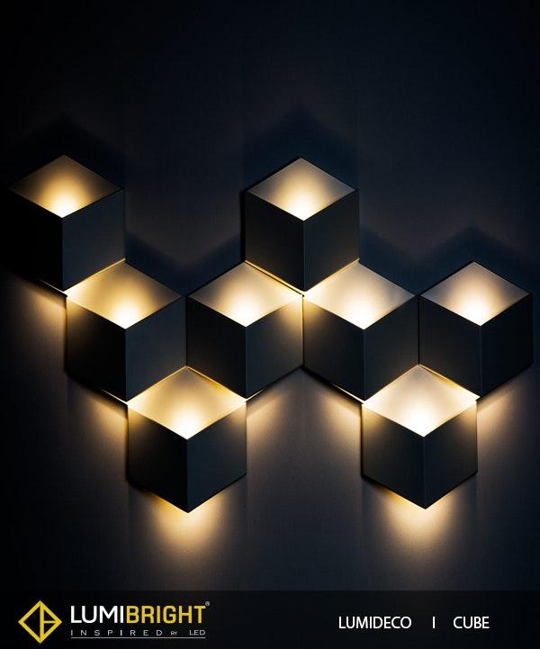 Gentil Lumideco Range Of Creative Wall Lights For Adding Decor To Walls |  Lumibright Ltd | Archinect