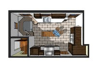 Sied Residence Kitchen Remodel