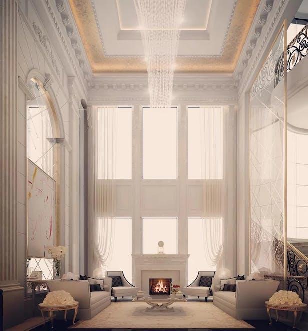 . Interior Design by IONS DESIGN Dubai  UAE   IONS DESIGN   Archinect