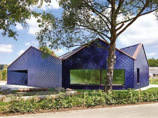 Neubau Doppelkindergarten Zelgli by ARGE Meyer Stegemann Architekten AG Hunkeler Hürzeler Architekten AG. Image: German Design Awards.