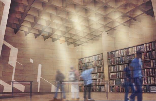 • Interior Light System - Reading Area