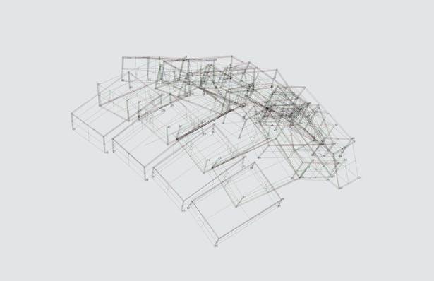 space-scraper fabrication 3D