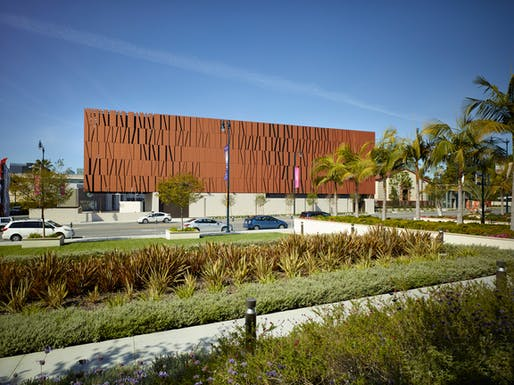 Wallis Annenberg Center - Goldsmith Theatre. Photo courtesy of Studio Pali Fekete Architects.
