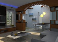 3D Interior Design Services for Home
